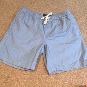 J.crew men's shorts size medium